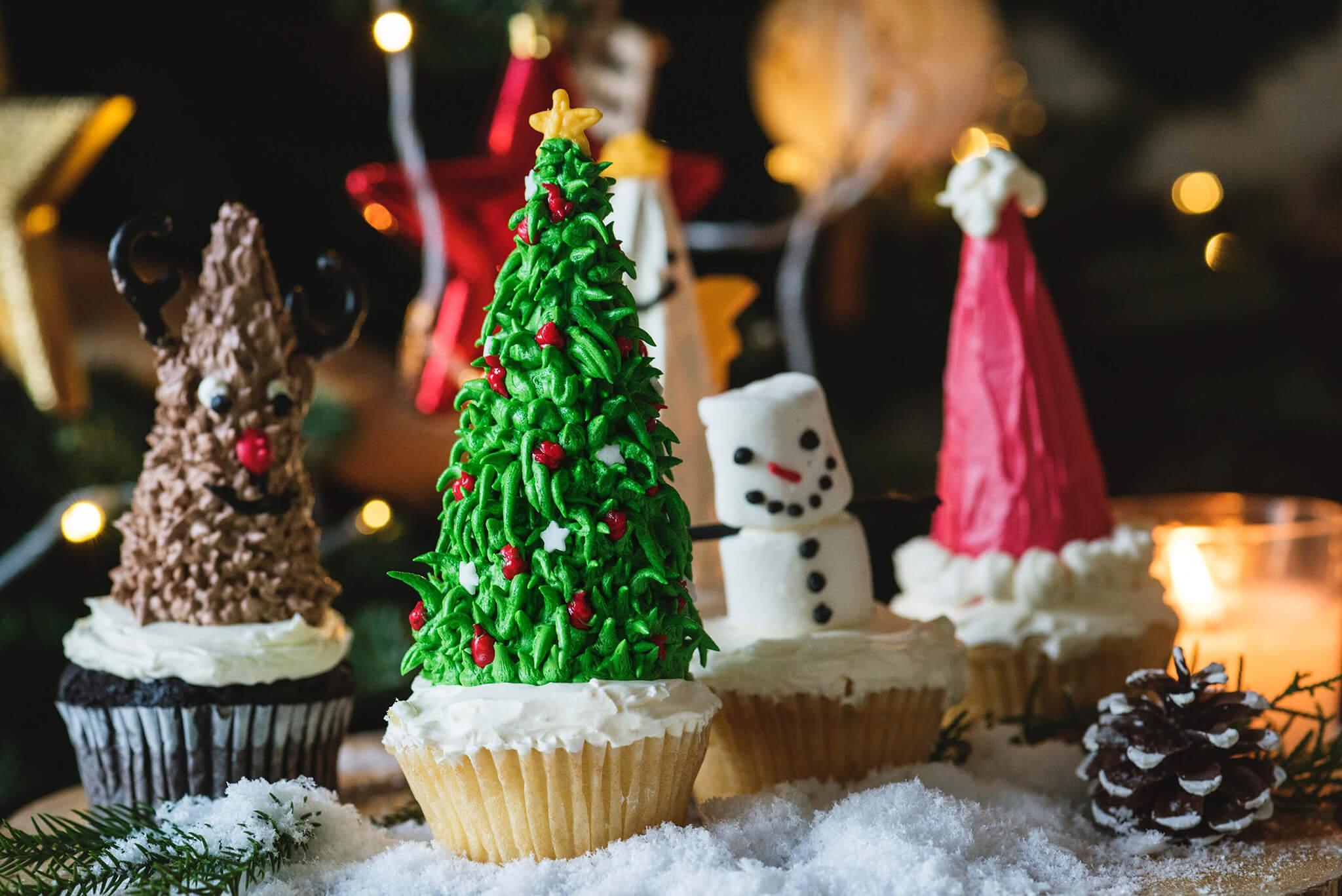 catering na vianočný večierok