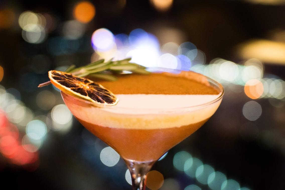 vianočný cocktail