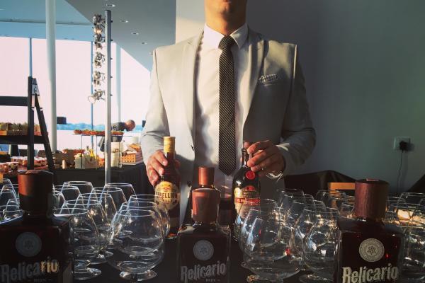 Tasting bar - degustácie a ochutnávky akoholu
