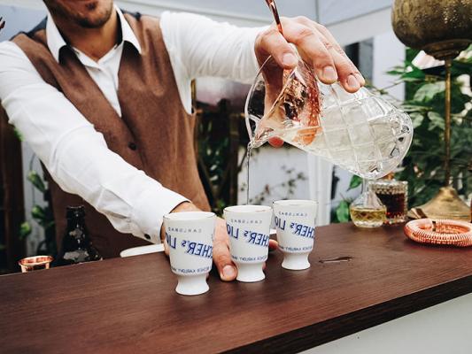 mobilné bary a cocktaily