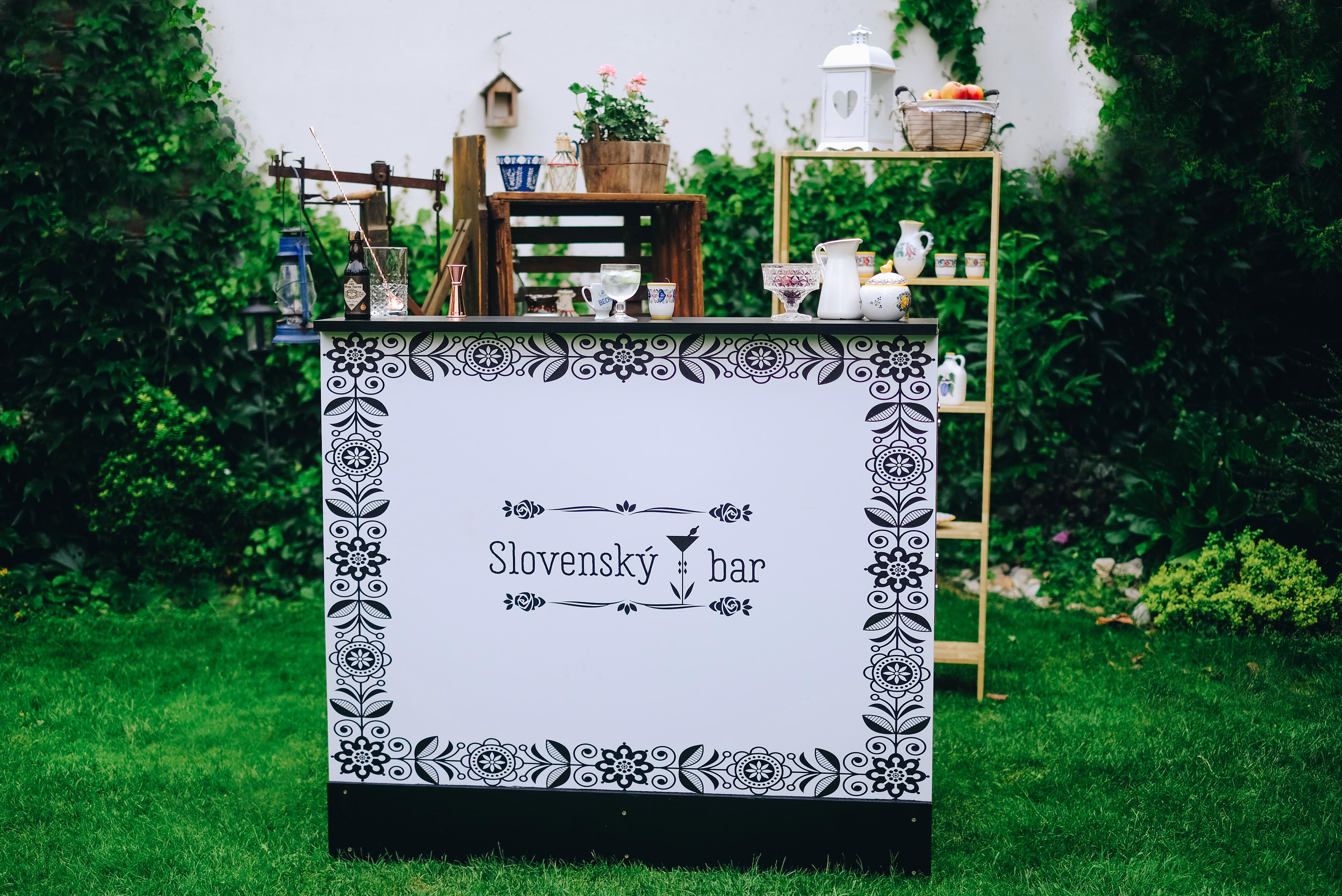 Slovenský bar na eventy