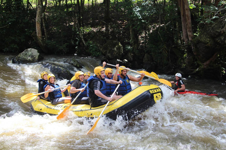 rafting teambuilding