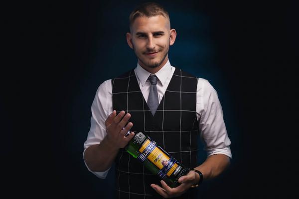 Marek Polomský - Brand ambasádor Becherovky