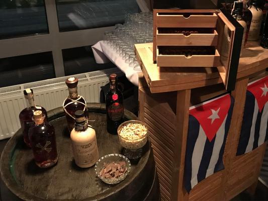 Degustácia rumov